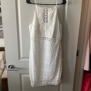 Topshop White Dress